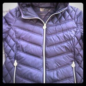 Michael Kohrs , packable puffer coat